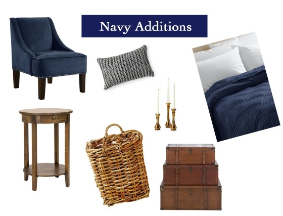 Navy Additions