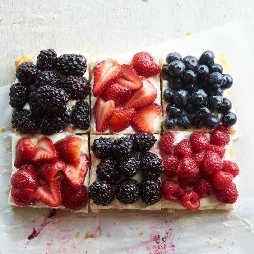 Multi Berry Tart