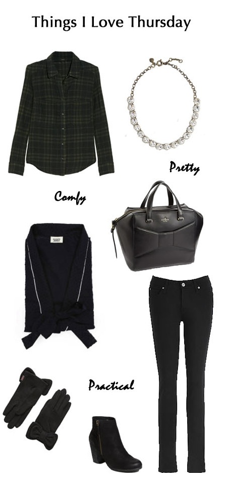 Things I Love Thursday- Fall Separates