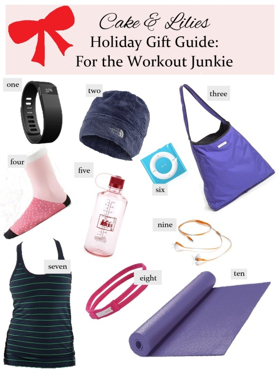 For the Workout Junkie