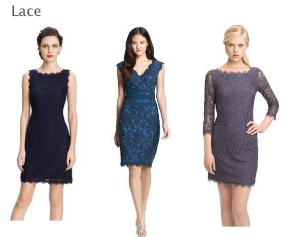 Holiday Dresses- Lace
