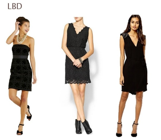 Holiday Dresses- LBD