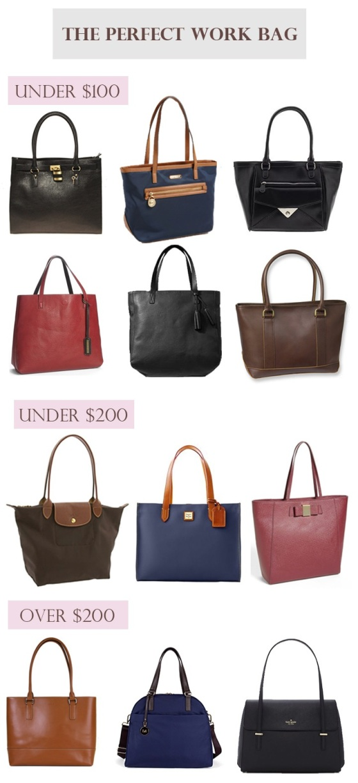 Work Bags