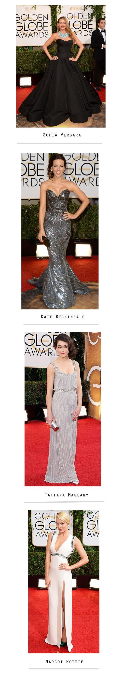 Golden Globes 2014 2  Cake & Lilies