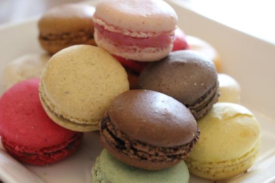 Macarons | Cake & Lilies