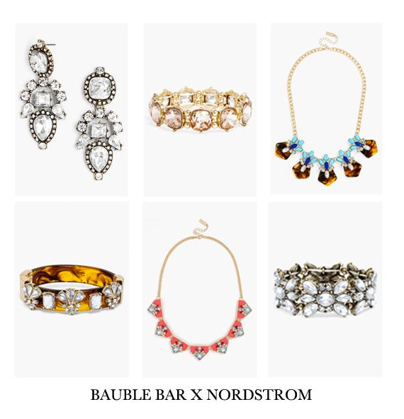 BaubleBar x Nordstrom