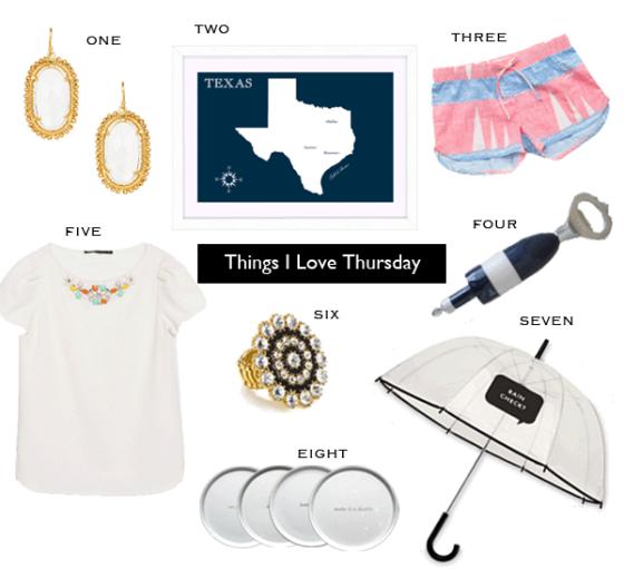 Things-I-Love-Thursday