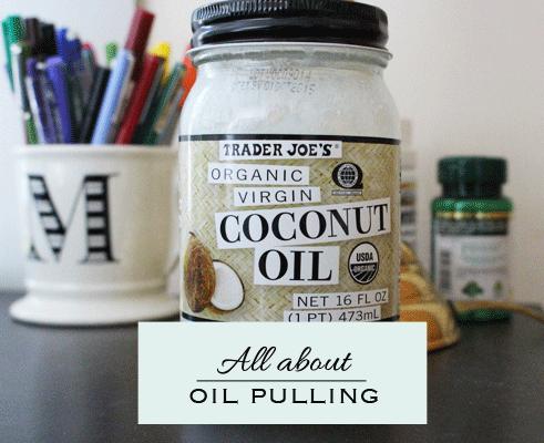 Oil Pulling FAQ