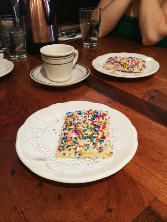 Homemade Pop Tart, Ted's Bulletin